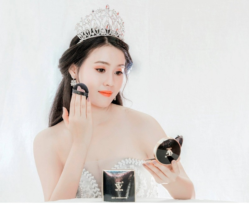 Phấn nước top White Sexy Skin Cushion